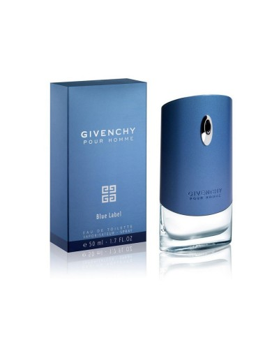 Givenchy Pour Homme Blue Label Eau De Toilette 50 ML Spray
