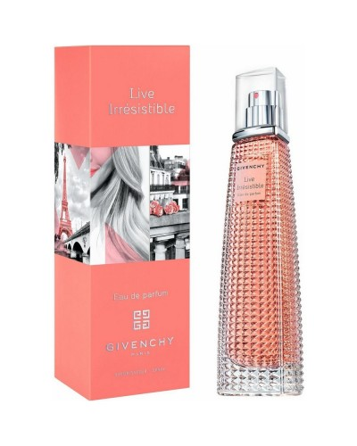 Givenchy Live Irresistible Eau De Parfum 75 ML Spray