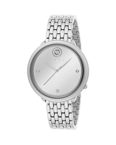 """Woman watch Only You """" and """" SIlver TLJ1157 Liu Jo Luxury"""