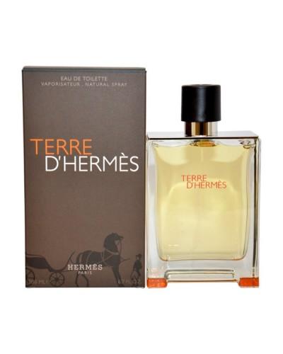 Profumo Hermès Terre D'Hermes Eau De Toilette 200 ML Spray