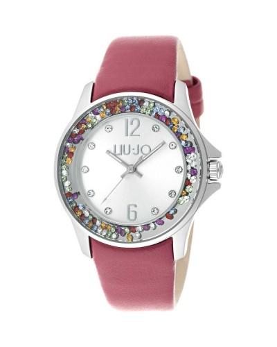 Damenuhr Pink TLJ1000 Liu Jo Luxury