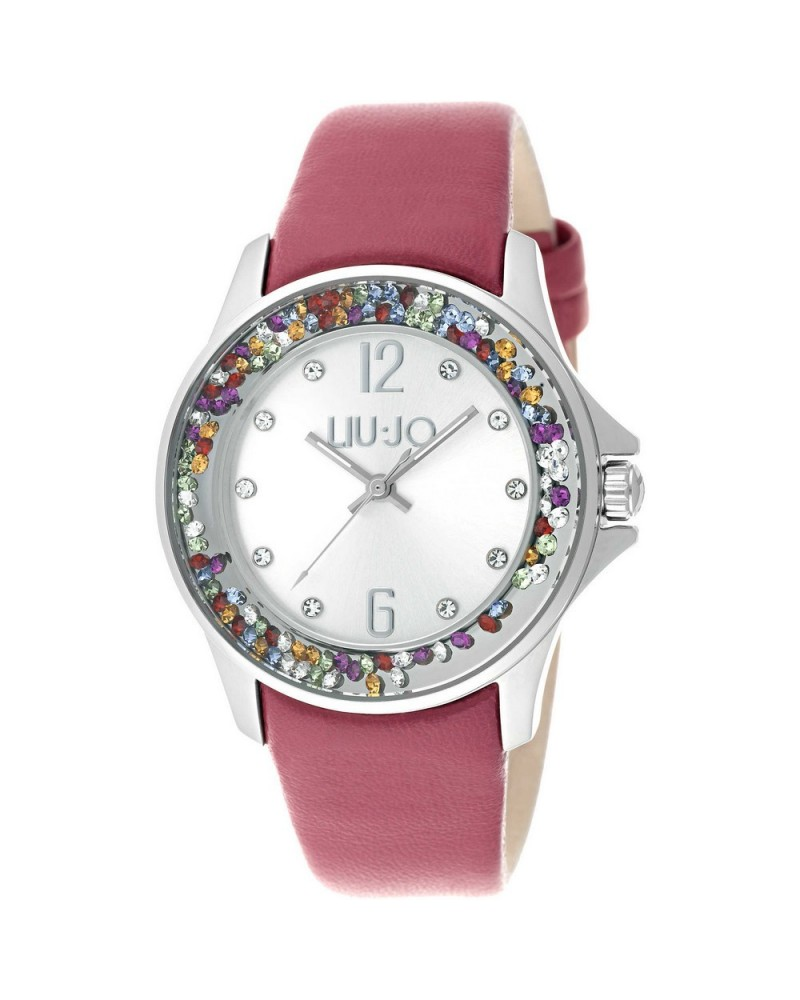 Montre Femme Rose chaud TLJ1000 Liu Jo Luxury