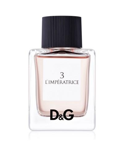 Perfume Dolce & Gabbana 3 L imperatrice Eau De Toilette 50 ML