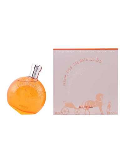 Profumo Hermès Elixir Des Merveilles Eau De Parfum 50 ML Spray
