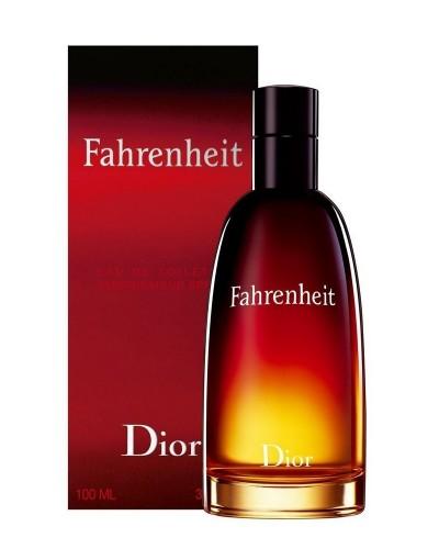 Parfum Dior Fahrenheit 50ML nach der rasur