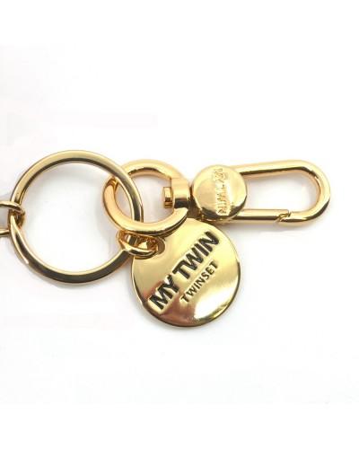 My Twin by Twin Set key ring pompom