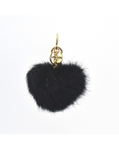My Twin by Twin Set key ring pompom