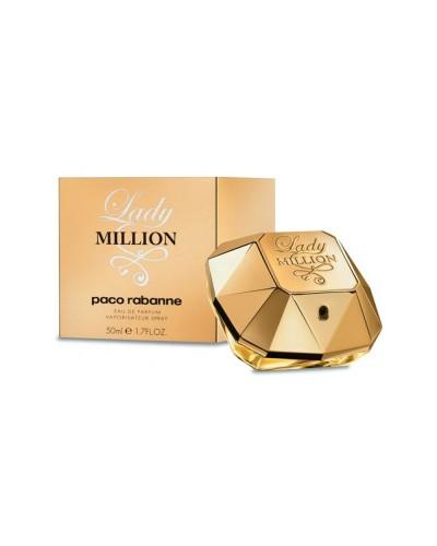 Lady Million Paco Rabanne eau de parfum 50ML