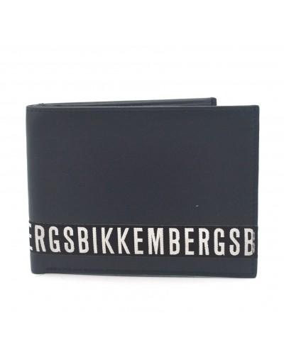 Bikkembergs Portafoglio blu