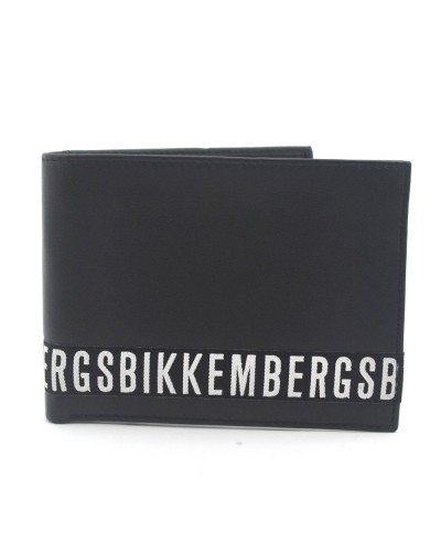 Bikkembergs Wallet black