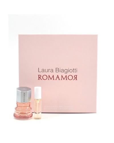 Cofanetto Regalo Laura Biagiotti Roma Amor