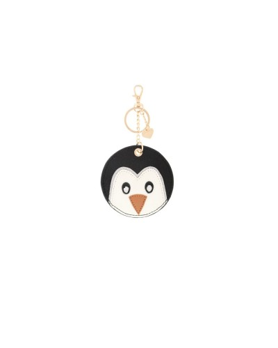 Le Pandorine Tag Animals MUSICA Penguin Black