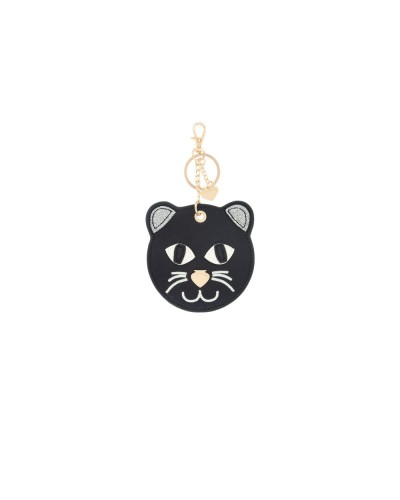 Le Pandorine Tag Animals THERAPIST Cat Black