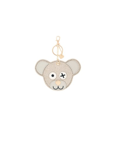 Le Pandorine Tag Animals VOGLIO Teddy Bronze