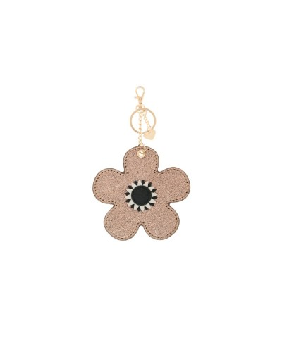 Le Pandorine Tag Animals SMILE Flower Bronze
