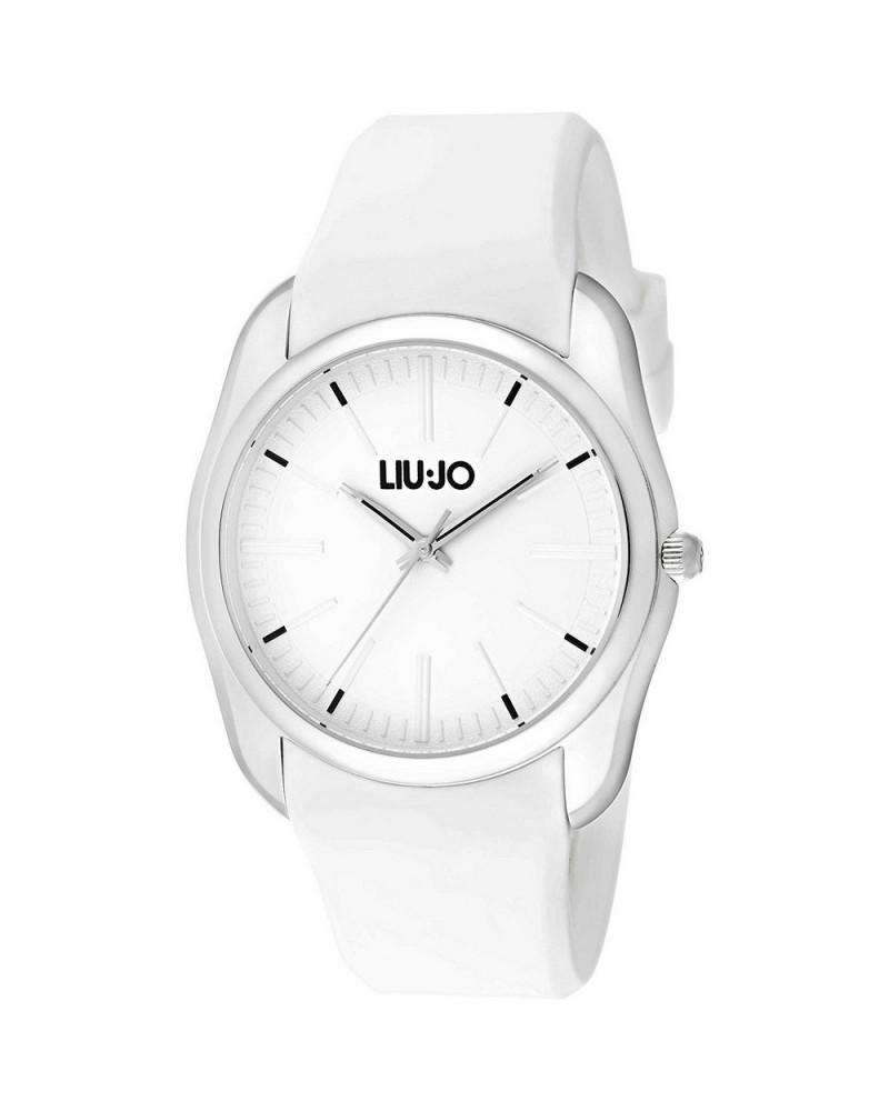 Watch Man Navy TLJ1015 Liu Jo Luxury White