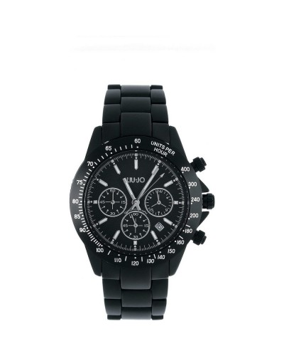 Mens watch Chrono TLJ192 Liu Jo Luxury Black