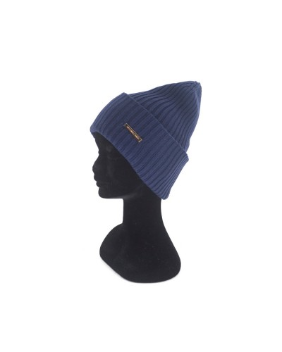 Chapeau femme Trussardi Jeans Bleu