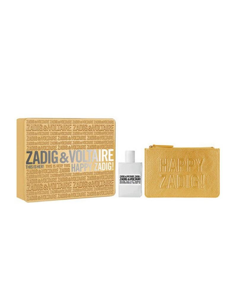 Cofanetto Regalo Zadig e Voltaire Happy Zadig