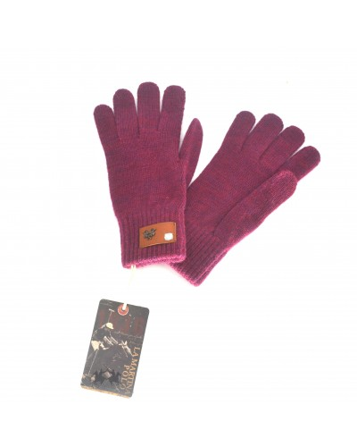Gloves women La Martina