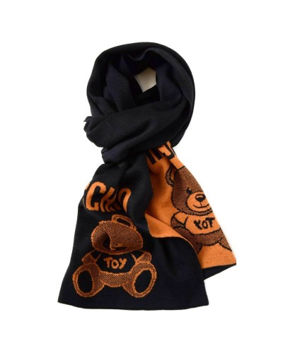 Moschino Toy Scarf