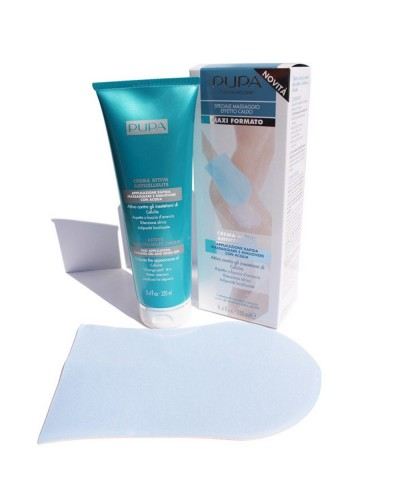 Pupa Crema attiva Anti cellulite