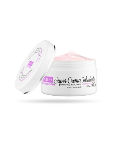 Pupa Super Moisturizing Cream for all skin types