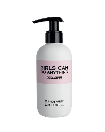 Zadig & Voltaire Girls Can Do Anything 200ML shower gel
