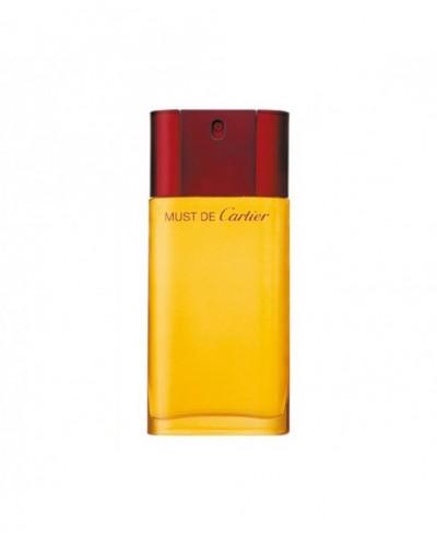 The scent of Cartier Must Eau De Toilette 50 ML Spray