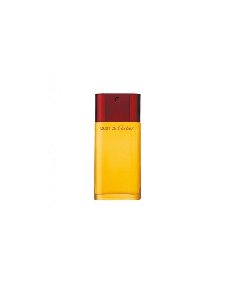 Cartier Must Eau De Toilette 50 ML Spray
