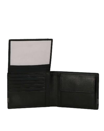 Wallet Alviero Martini 1 Classe Leather Asphalt Gr 1505400