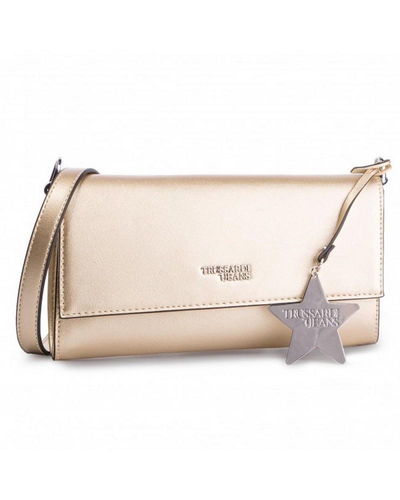 Star Clutch Pelletteria Jeans T Easy Trussardi Bag Karisma Ifgyv6Yb7