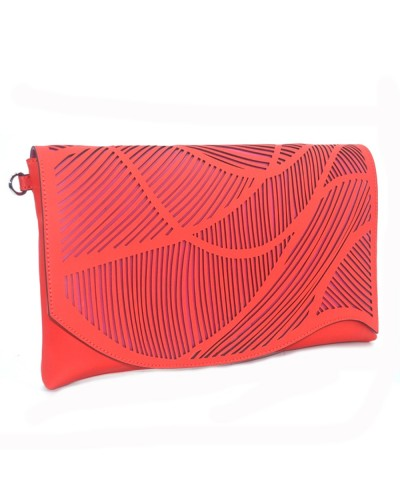 By Byblos Clutch bag woman in eco-leather