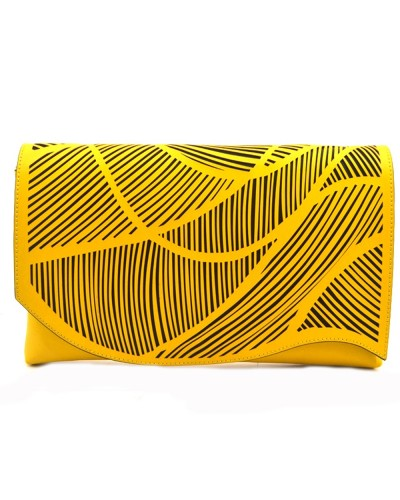 By Byblos damen Clutch aus kunstleder