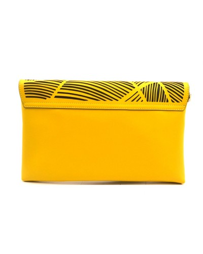 By Byblos Clutch donna in ecopelle
