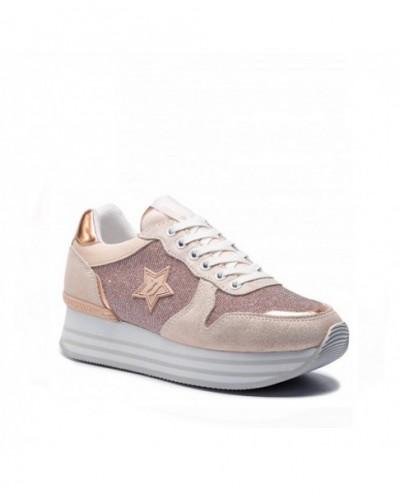 Trussardi Jeans Sneakers donna con Platform