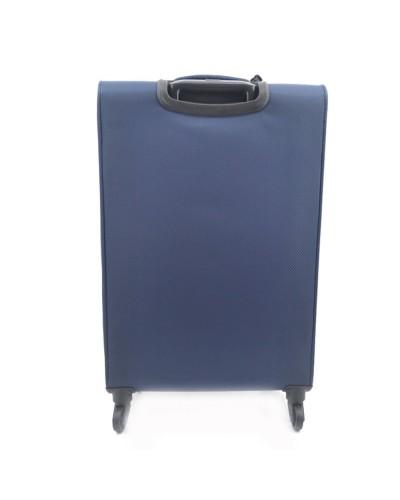 YNOT Trolley Grande da stiva in tessuto Blu