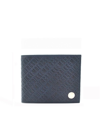 BIKKEMBERGS men's Wallet blue