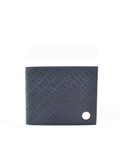 BIKKEMBERGS mens Wallet blau
