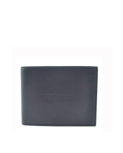 BIKKEMBERGS mens Wallet blau/rot