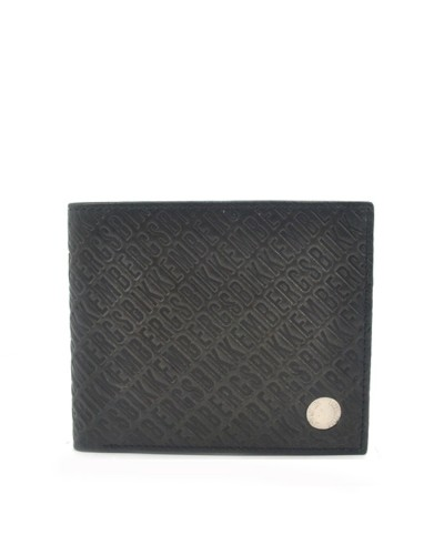 BIKKEMBERGS men's Wallet large black